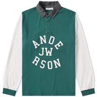 J.W.Anderson Jw Anderson Rugby Shirt Green