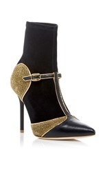 Malone Souliers Sadie Bootie Gold