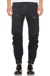 G Star Powell 3D Tapered Navy