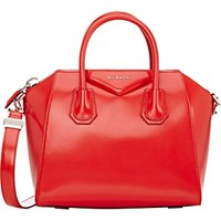 Givenchy Women's Antigona Small Duffel Red