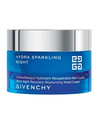 Givenchy Hydra Sparkling Night Recovery Moisturizing Mask And Cream 50 Ml