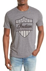 Men's Lucky Brand 'Indian Shield' Graphic T Shirt