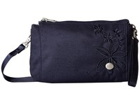 Haiku Stride Midnight Cross Body Handbags Navy