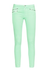 French Connection Super Skinny Lilly Jeans Mint