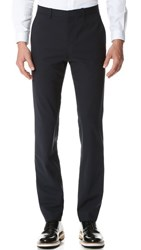 Theory Marlo Suit Trousers Navy