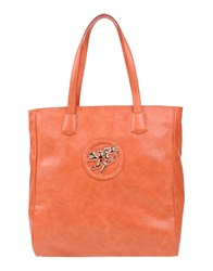 Piero Guidi Handbags Coral
