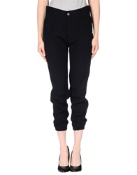 .Tessa Casual Pants Black