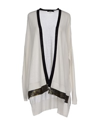 Cnc Costume National C'n'c' Costume National Cardigans White