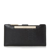Dune Kiri Slimline Purse Black