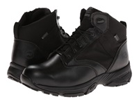Timberland Valor 5 Wp Side Zip Black Men's Zip Boots