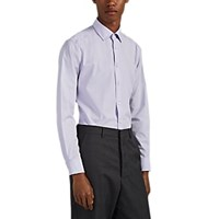 Brooklyn Tailors Cotton Dress Shirt Lilac