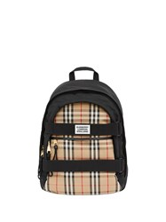Burberry Medium Vintage Check Nevis Backpack 60