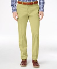 Barbour Men's Sitzmann Flat Front Chinos Sand