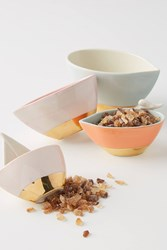 Anthropologie Tinsley Measuring Cup Set Assorted