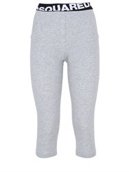 Dsquared Cotton Jersey Leggings