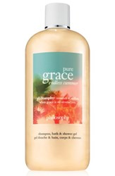 Philosophy Pure Grace Endless Summer Shampoo Bath And Shower Gel No Color