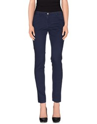 K Way Trousers Casual Trousers Women Blue