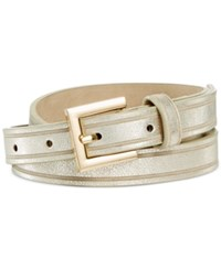 Styleandco. Style And Co. Grooved Panel Belt Only At Macy's