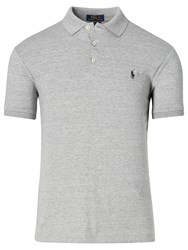 Ralph Lauren Polo Slim Fit Soft Touch Polo Shirt Homestead Heather
