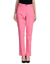 Escada Trousers Casual Trousers Women Light Purple