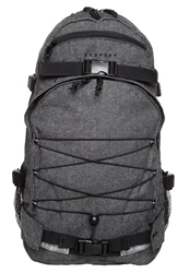 Forvert Louis Rucksack Flannel Grey Mottled Grey