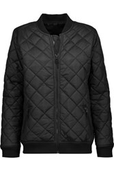 Purity Active Quilted Shell Jacket Black