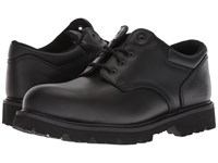 Thorogood Uniform Classic Leather Oxford Steel Safety Toe Black Work Boots