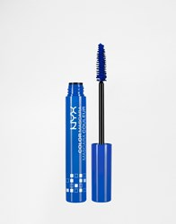 Nyx Color Mascara Purple