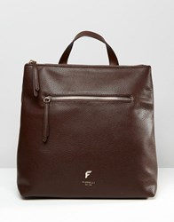 Fiorelli Florence Minimal Backpack Florence Coffee Bean Brown