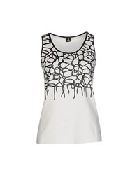 1 One Topwear Tops Women Ivory