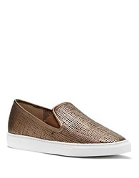 Vince Camuto Becker Slip On Sneakers Copper