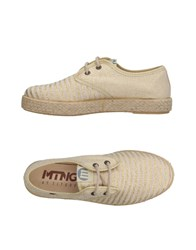 Mtng Sneakers Gold