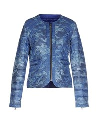 At.P. Co At.P.Co Coats And Jackets Jackets Women Blue