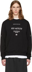 Perks And Mini Black Psy Aktion Pullover