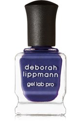 Deborah Lippmann Gel Lab Pro Nail Polish After Midnight Indigo