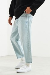 Bdg Active Wash Straight Cropped Jean Vintage Denim Light