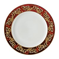 Versace Christmas Blooms Plate 22Cm