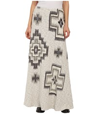 Double D Ranchwear Silver Hills Maxi Skirt Multi Women's Skirt