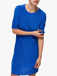 Selected Femme Carrie Dress Dazzling Blue