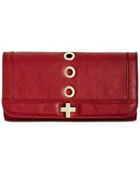 Inc International Concepts Korra Clutch Only At Macy's Red