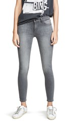 Dl1961 Emma Low Rise Skinny Jeans Overcast