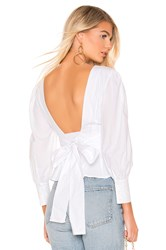 Lovers Friends Lex Top White