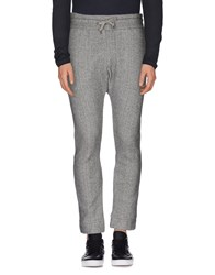 Mostly Heard Rarely Seen Casual Pants Light Grey