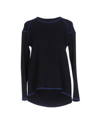 Tonello Blouses Dark Blue