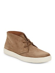 Vince Abe Suede Chukka Boots Flint