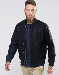 Lee Bomber Jacket Black Woolrich Black