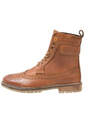 Superdry Brad Laceup Boots Brown
