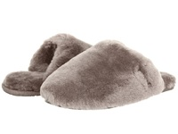 Ugg Fluff Clog Grey Women's Shoes Gray