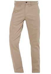 Lyle And Scott Trousers Stone Grey