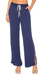 L'academie The Lounge Pant Navy